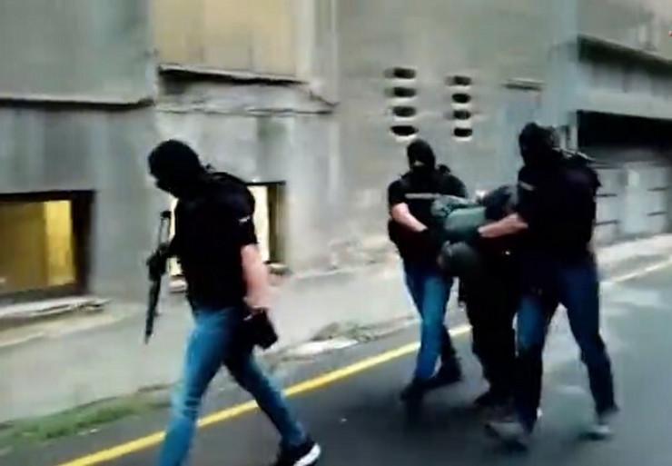 Hapšenje šefa zagorickog klana