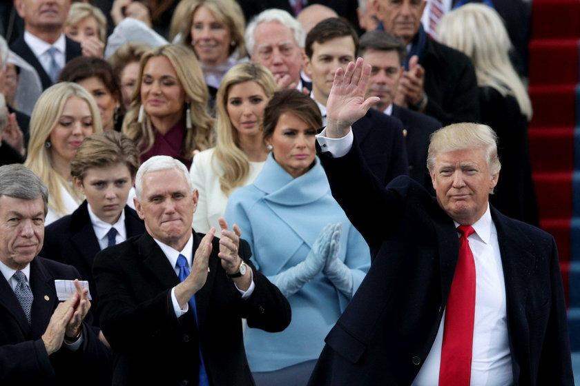 Przykra wpadka Melanii Trump. Co powiedział jej mąż?