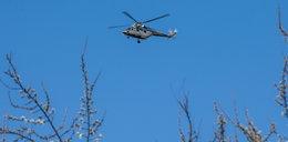 Śmigłowce i drony nad Krakowem. Tak policja sprawdza, czy przestrzegamy zakazów