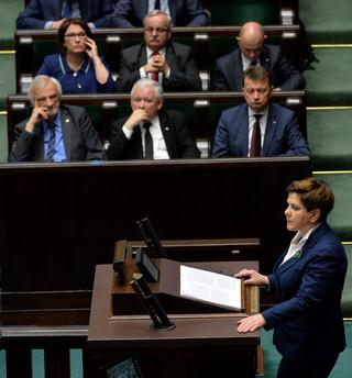 Szydło w Sejmie: Dzieci są bezpieczne. Zadłużenie CZD wygenerował poprzedni rząd