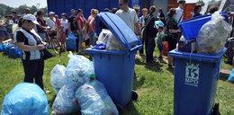 Sadzonki za śmieci! XII Festiwal Recyklingu w Krakowie