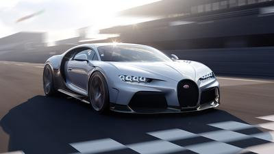 Bugatti Chiron Super Sport to kwintesencja luksusu i prędkości