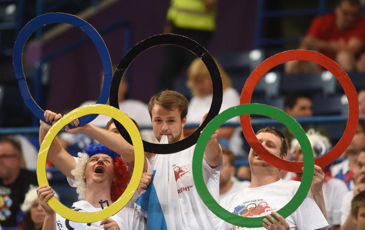 Olimpijski krugovi, Olimpijske igre