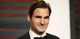 Federer strzelił szota na Oscarach! Zobacz reakcję