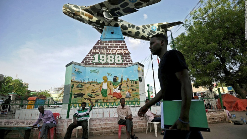 Freedom Square, Hargeisa, Somaliland