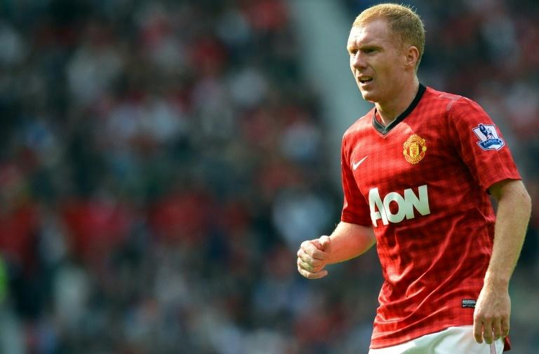Paul Scholes won 11 Premier League titles at Manchester United