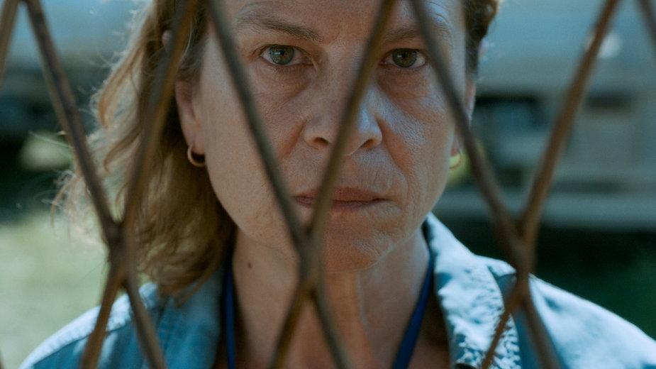 "Jasna Djuricic w filmie ""Quo vadis, Aida?"""