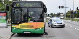 Tragiczny wypadek w Starogardzie. Autobus potrącił staruszkę