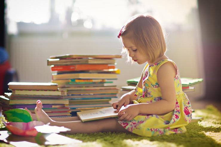 U igri sa knjigom
