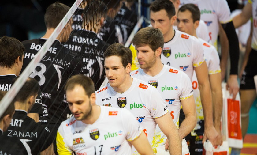 Plusliga. LOTOS Trefl Gdansk vs Cuprum Lubin. 06.12.2015