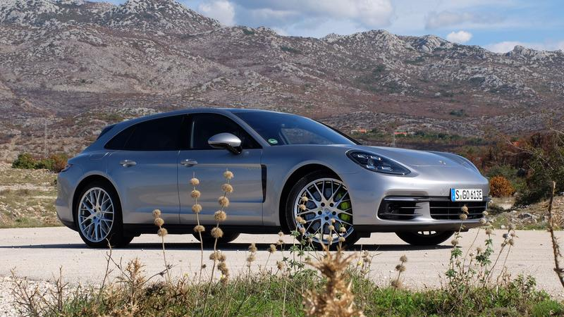 Porsche Panamera Sport Turismo i Turbo S E-Hybrid - rewolucja trwa