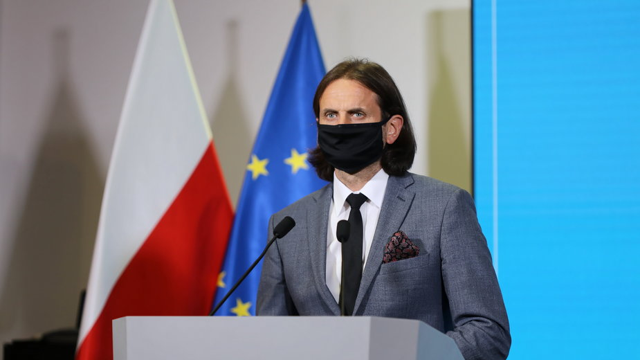 Kim jest Piotr Bromber - nowy wiceminister zdrowia?
