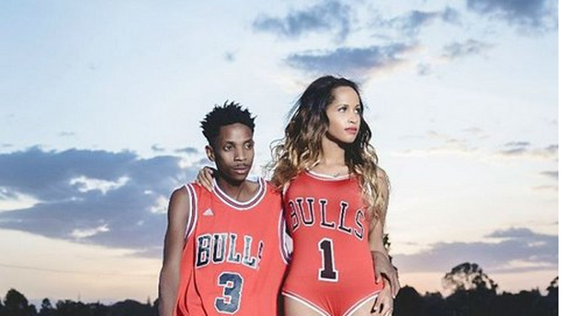 Image result for eric omondi and chantal