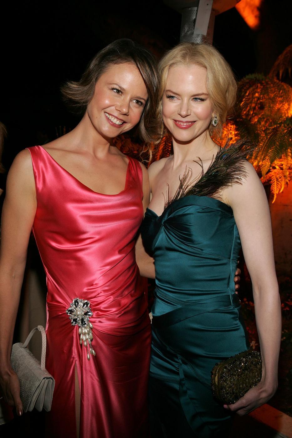 Nicole Kidman és Antonia /Fotó: GettyImages