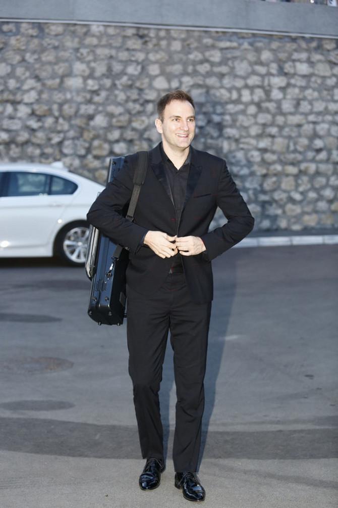 Stefan Milenković često dolazi u Beograd