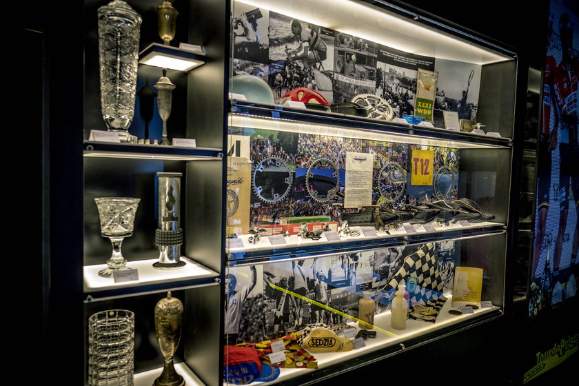 Mobilne Muzeum Tour de Pologne