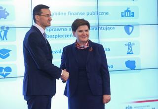 Morawiecki: Będą prace nad obniżeniem CIT dla najmniejszych firm do 15 proc.
