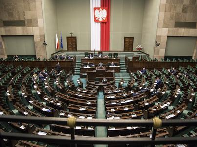 """PO zawiesza protest na sali plenarnej. """"Osiągnęliśmy swój cel"""""""
