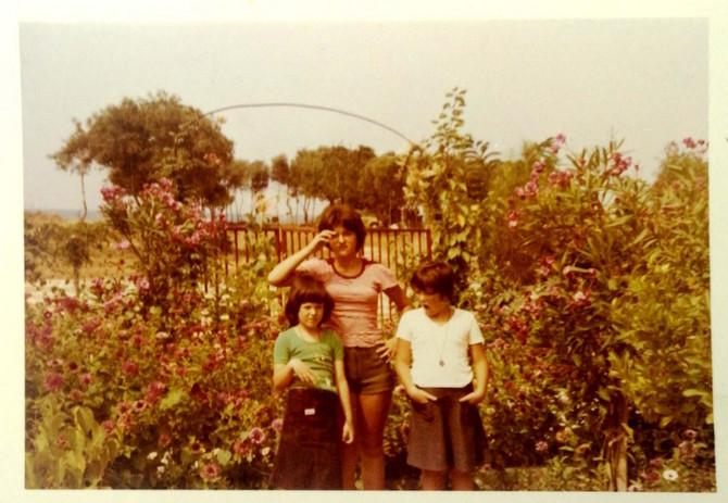 Suzana sa Jelenom Bojanić (levo) i starijom sestrom, foto: ustupljena fotografija