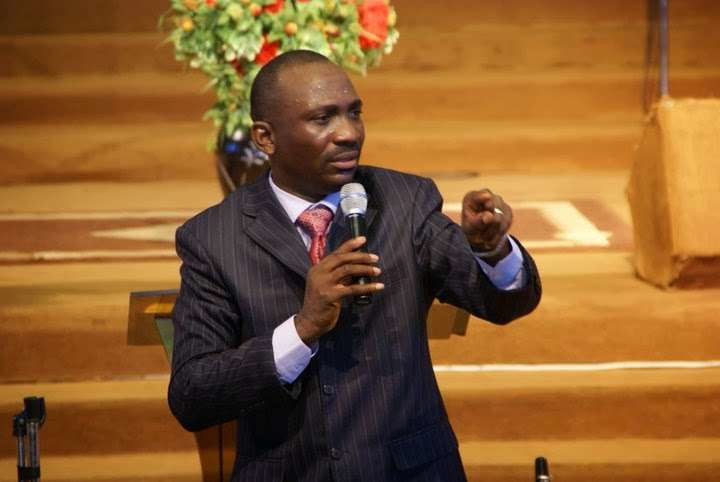 Pastor (Dr) Paul Enenche of Dunamis International Gospel Church