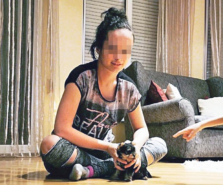 Milica Tisma nestala devojcica u Novom Sadu