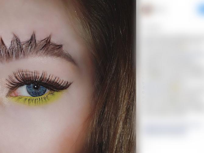 Novi trend na Instagramu NADMAŠIO je sve prethodne: Obrve se sada nose OVAKO i neće vam se dopasti!
