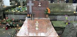 Zbezcześcili grób znanej polskiej aktorki!