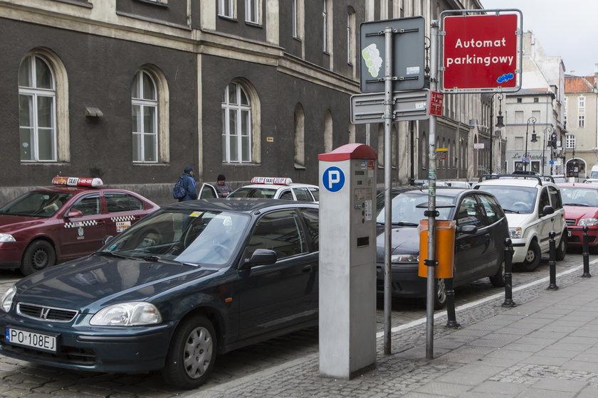 Powstaje pierwszy parking park&ride
