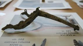 Historia pod placem Litewskim. Archeolodzy chwalą się znaleziskami