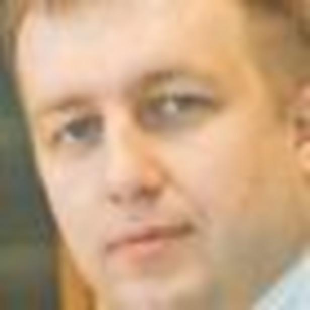 Piotr Trębicki, radca prawny Fot. Wojciech Górski