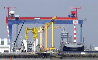 Emilewicz: Potencjał Wyspy Ostrów umożliwi odbudowę przemysłu stoczniowego