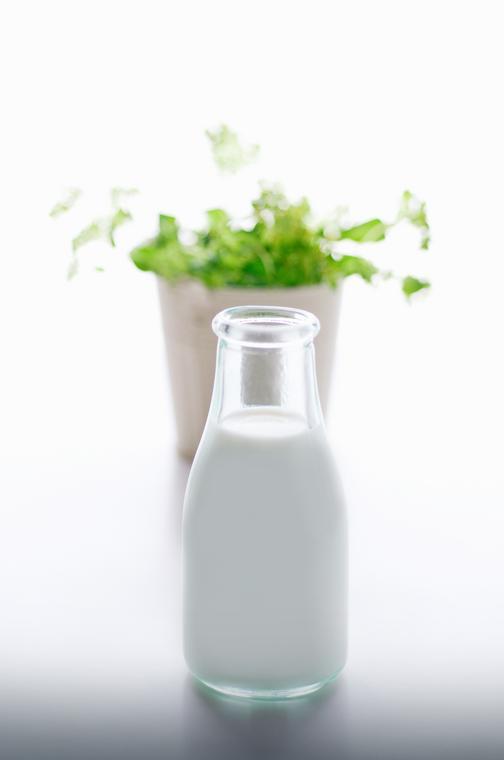 Kolejnym sposobem na nawożenie jest mleko