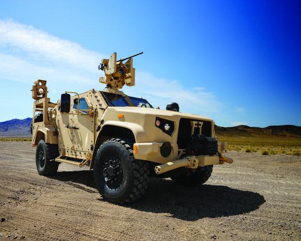 JLTV to zastępca dobrze znanego Humvee