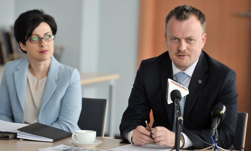 Konferencja w UM Sosnowiec