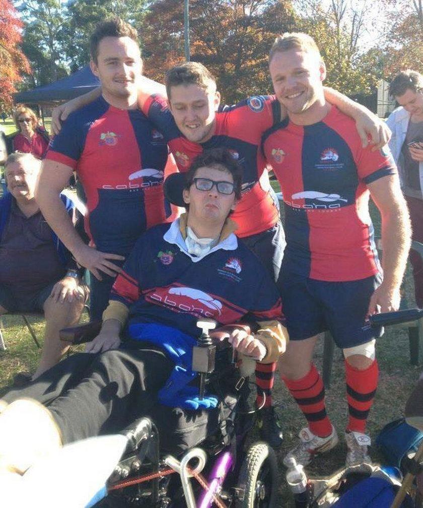 Australia: Rugbysta zjadł ślimaka i zaraził się pasożytem. Zmarł