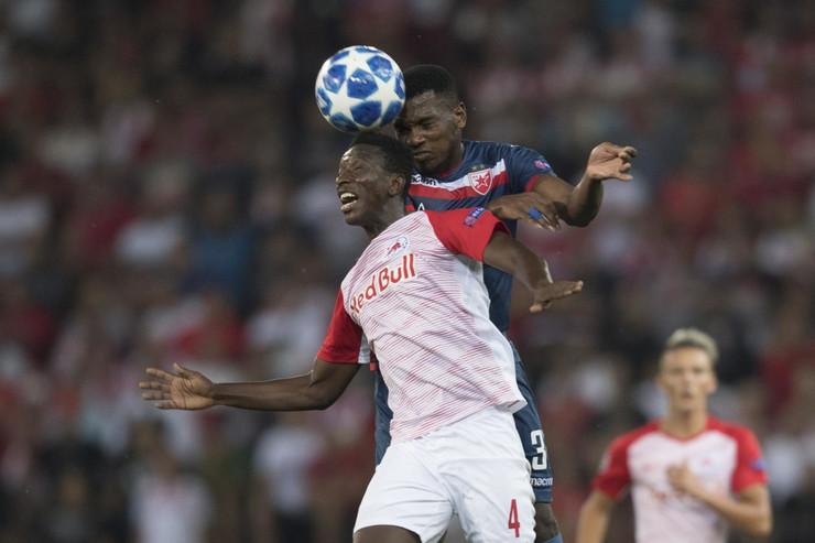 FK Salcburg, FK Crvena zvezda