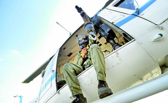 Od trenutka kad pripadnici jedinice prime poziv za pomoć do poletanja ne sme da prođe više od 30 minuta