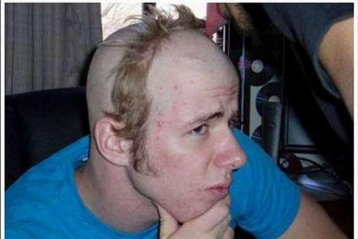 Oto Najgłupsze Fryzury Sam Zobacz