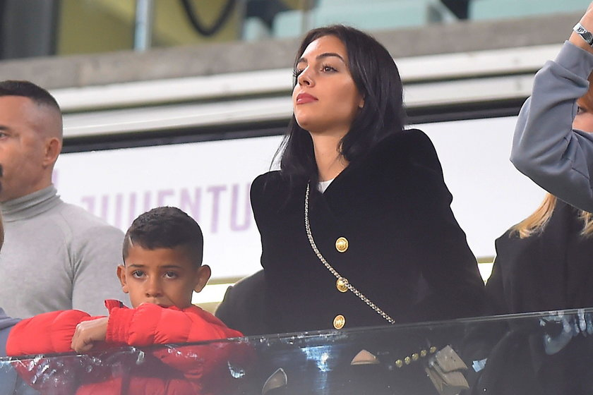 Dziewczyna Cristiano Ronaldo w żałobie. Zmarła bliska jej osoba