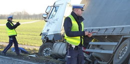 Tragedia na DK12. 38-latka wyjechała na czołówkę z ciężarówką