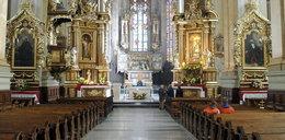 Rabuś grasował w klasztorze w Przemyślu. Gorzko tego pożałuje