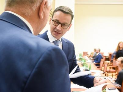 Wicepremier Mateusz Morawiecki twierdzi, że PPK mogą wprowadzić kilkanaście miliardów złotych oszczędności na rynek
