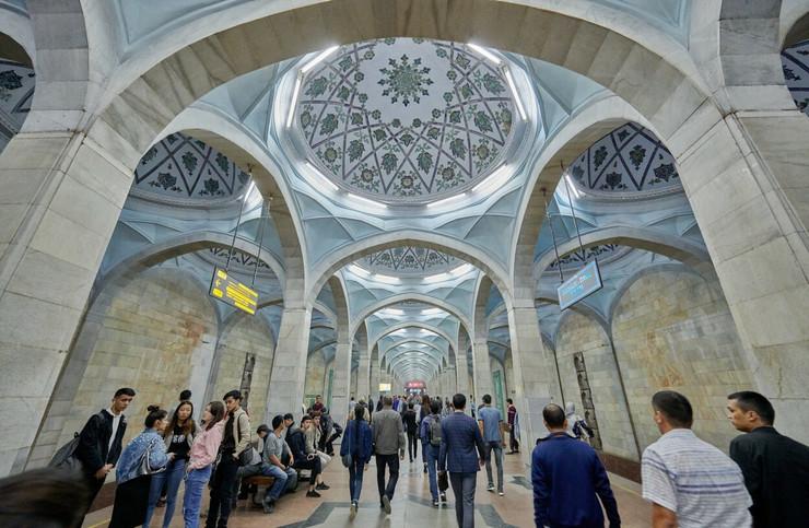 uzbekistan metro
