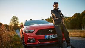 Najstarszy użytkownik Forda Mustanga ma już 97 lat. Niedawno kupił nowy model