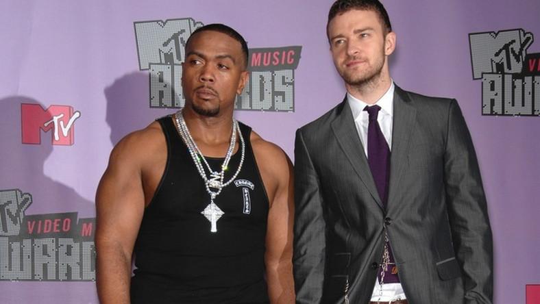 Timbaland i Justin Timberlake