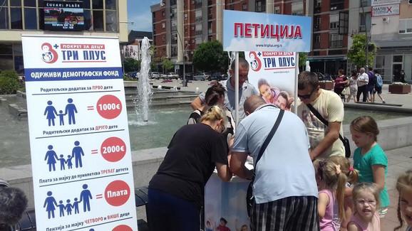 Peticiju vec potpisalo 5.000 gradjana