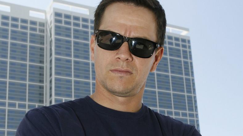 "Mark Wahlberg kulturystąz Miami w""Pain and Gain"""