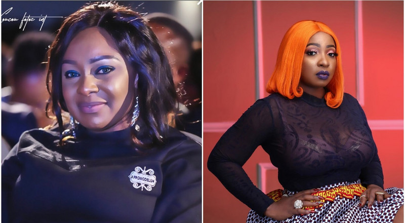 Victoria Inyama counters Anita Joseph's claims over non-existence of rape in marriages, says she has experienced it