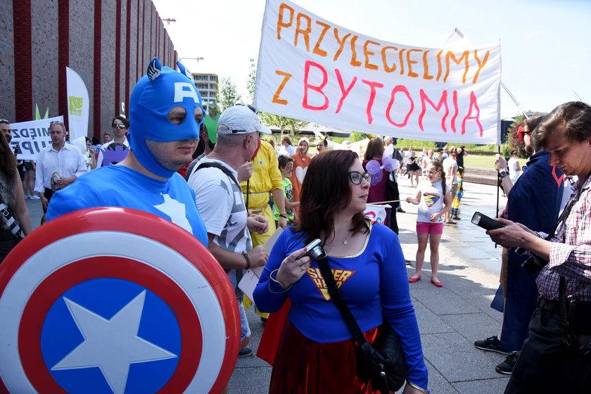 Katowice. Międzygalaktyczny Zlot Superbohaterów