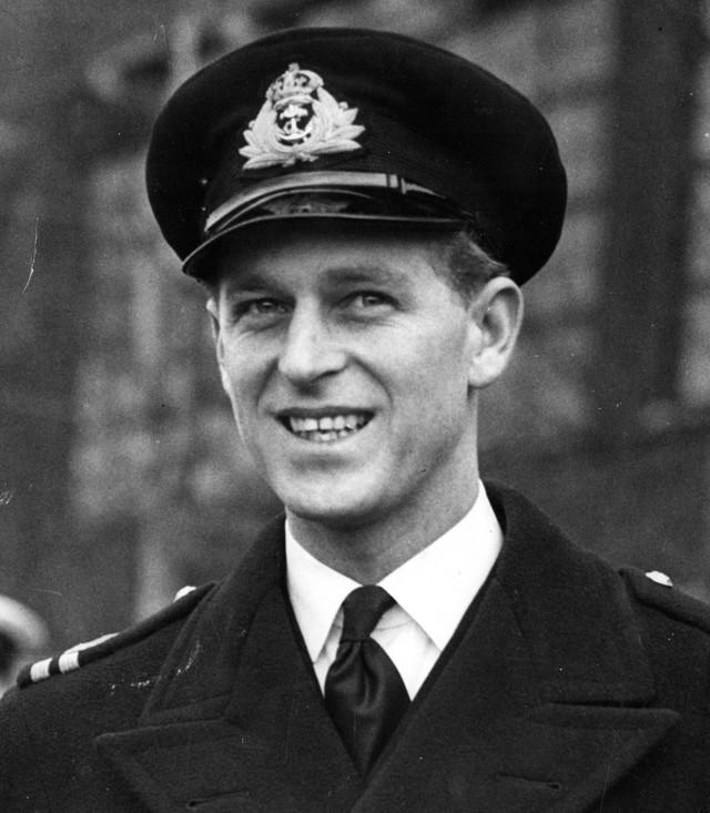 Princ Filip 1947.